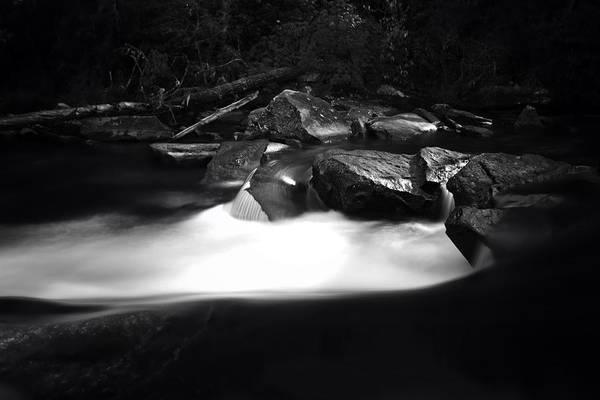 Photograph - Little River Cauldron by Ben Shields