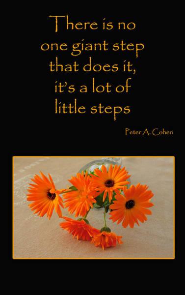 Photograph - Little Steps by Randi Grace Nilsberg