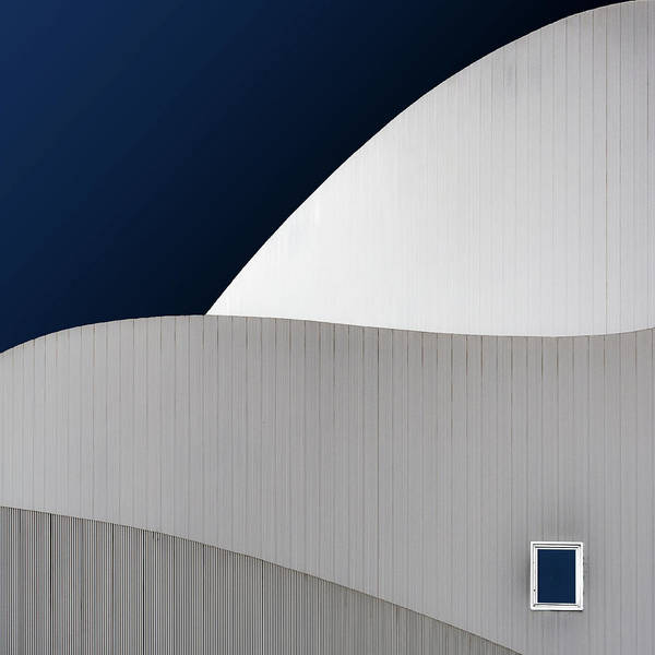 Curve Wall Art - Photograph - Little Window by Luc Vangindertael (lagrange)