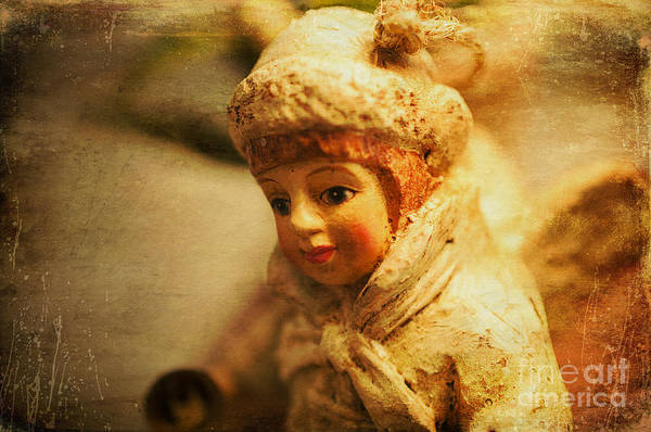 Photograph - Littlest Angel by Terry Rowe
