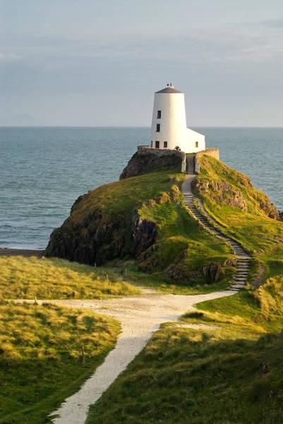 Photograph - Llanddwyn Island Lighthouse by Stephen Taylor