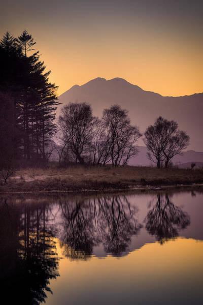 Photograph - Lliwedd From Llynnau Mymbyr by Peter OReilly