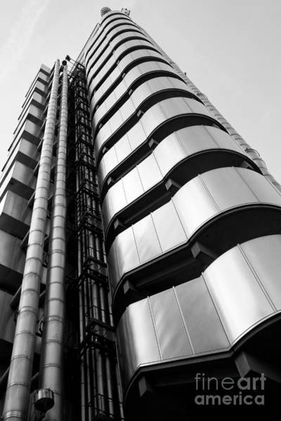 Photograph - Lloyd's Of London 04 by Rick Piper Photography