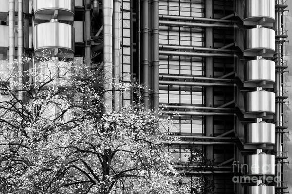 Photograph - Lloyd's Of London 05 by Rick Piper Photography