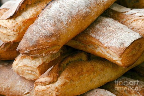Lourmarin Photograph - Loaves by Bob Phillips