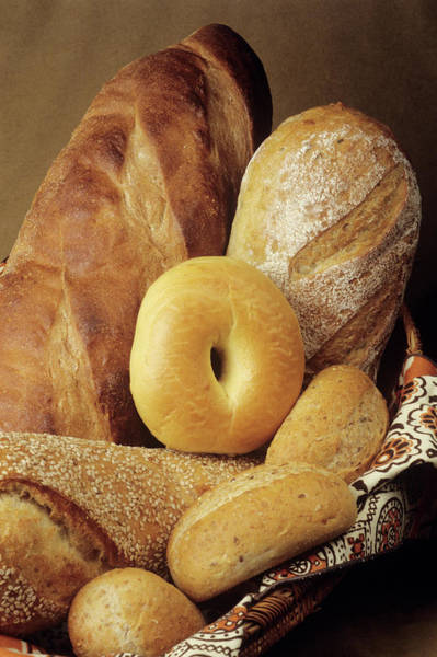 Wall Art - Photograph - Loaves Of Bread by Sally Mccrae Kuyper/science Photo Library
