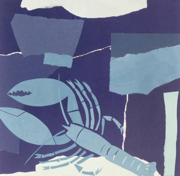Antenna Painting - Lobster  by John Wallington