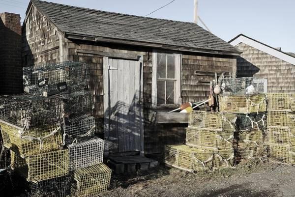 Photograph - Lobster Shanty by Bradford Martin
