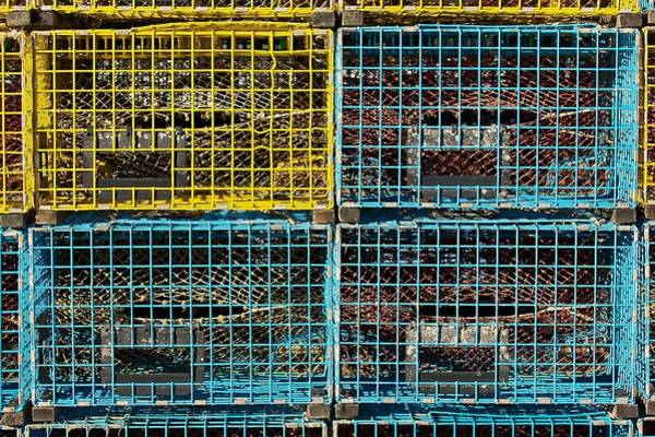 Photograph - Lobster Traps by Stuart Litoff
