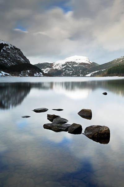 Photograph - Loch Lubnaig by Grant Glendinning