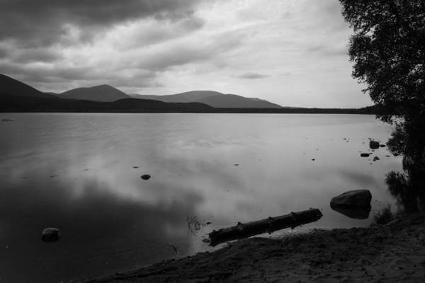 Cairngorms Photograph - Loch Morlich by Chris Dale