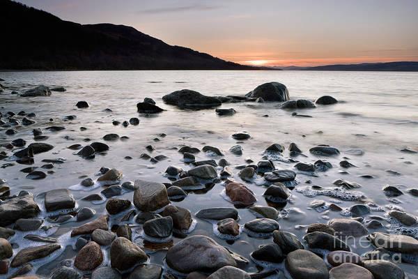 Highland Light Photograph - Loch Rannoch by Rod McLean