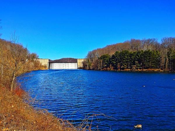 Photograph - Loch Raven Reservoir by Chris Montcalmo
