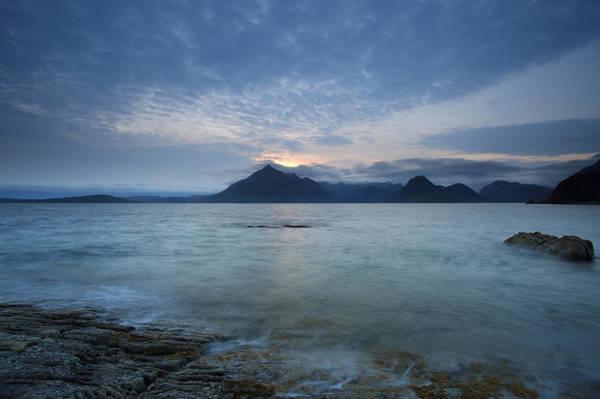 Photograph - Loch Scavaig by Maria Gaellman