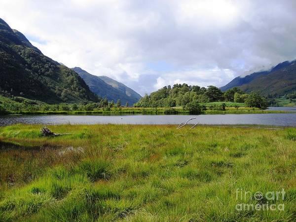 Photograph - Loch Shiel by Denise Railey