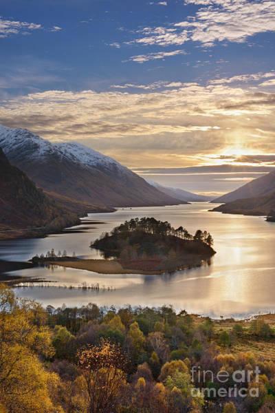 Highland Light Photograph - Loch Shiel by Rod McLean