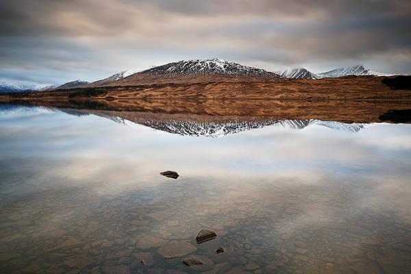 Photograph - Loch Tulla by Grant Glendinning