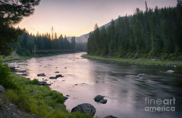 North Idaho Photograph - Lochsa Dawn by Idaho Scenic Images Linda Lantzy