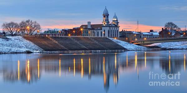 Photograph - Lock Haven Pennsyvania by Adam Jewell