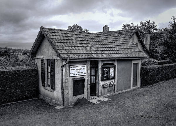 Wall Art - Photograph - Lock Station by Keith Hutchings