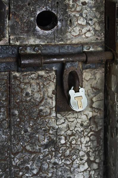 Photograph - Locked Door by Sharon Popek