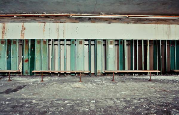 Wall Art - Photograph - Locked Up by Jimmy Taaffe