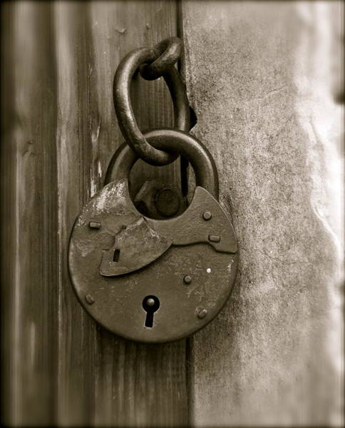 Photograph - Lockout by Kim Pippinger
