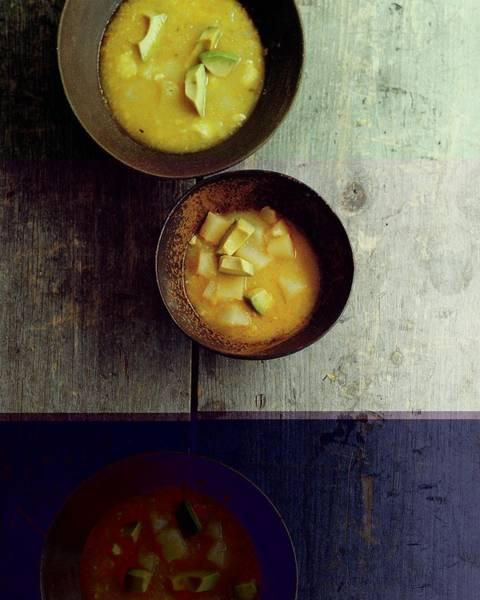 Fruit Bowl Photograph - Locro De Papas by Romulo Yanes