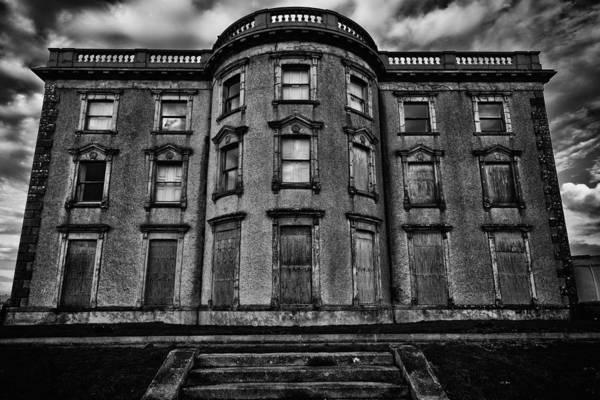 Loftus Photograph - Loftus Hall by Nigel R Bell