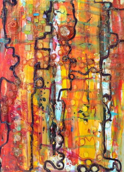 Painting - Logic by Regina Valluzzi