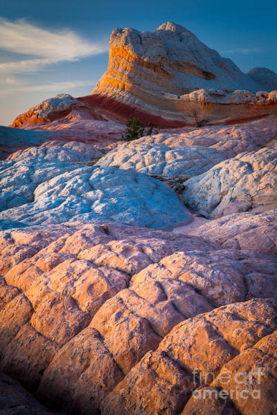 Vermilion Cliffs Wall Art - Photograph - Lollipop Sunset by Inge Johnsson