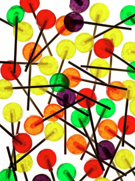 Photograph - Lollipops by Jonathan Kantor