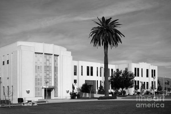 Photograph - Loma Linda University Library by University Icons