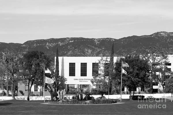 Photograph - Loma Linda University Prince Hall by University Icons