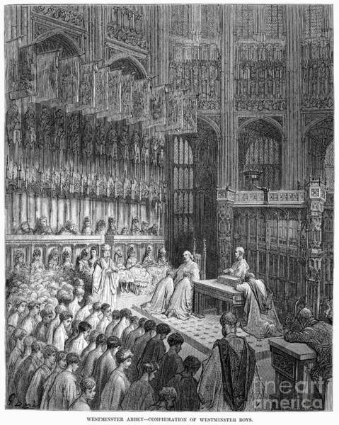 Drawing - London by Gustave Dore