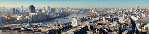 Wall Art - Photograph - London Aerial View by Lightkey