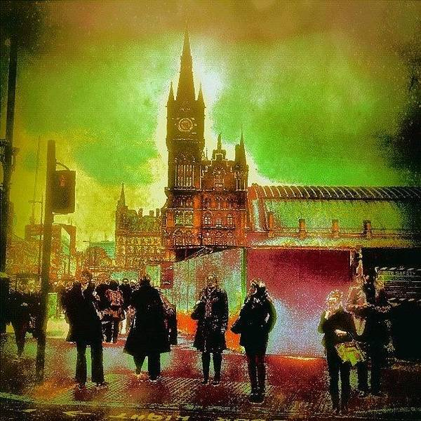 Edit Photograph - London Edit by Chris Drake