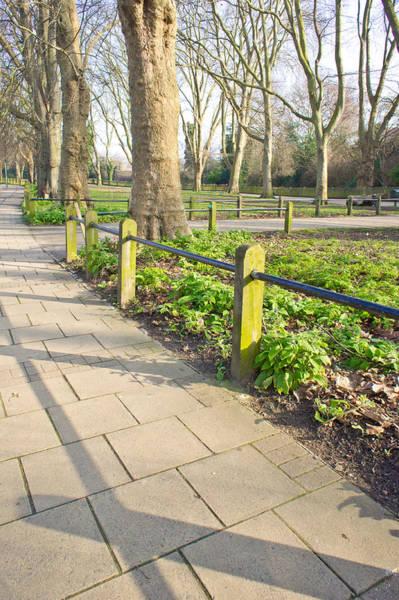 Getaway Photograph - London Park by Tom Gowanlock