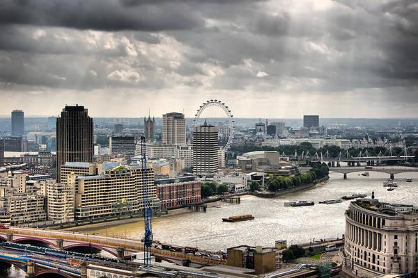 Bankside Photograph - London by Pier Giorgio Mariani