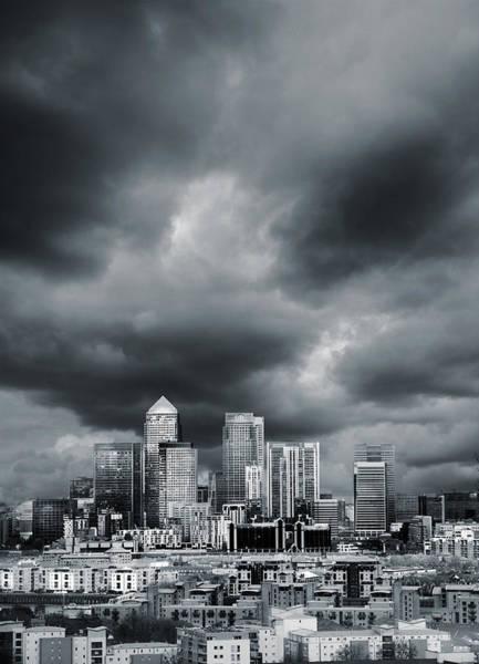 Wall Art - Photograph - London Skyline 7 by Mark Rogan