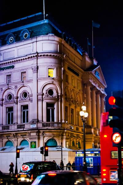 Photograph - London Trocadero by Christi Kraft