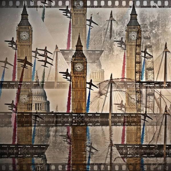 Wall Art - Photograph - London Will Rise Again 2 by Sharon Lisa Clarke