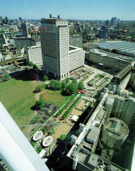 South Bank Photograph - London's South Bank by Andy Williams/science Photo Library