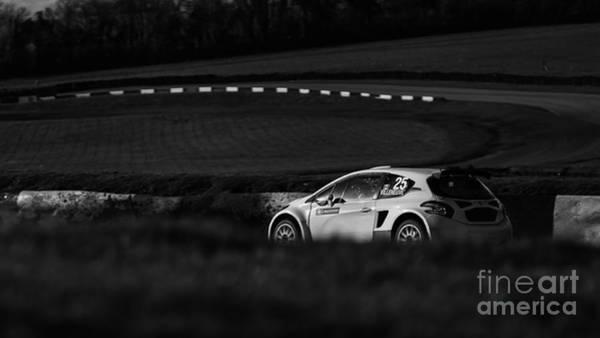 Jacques Photograph - Lone Champion by Nigel Jones