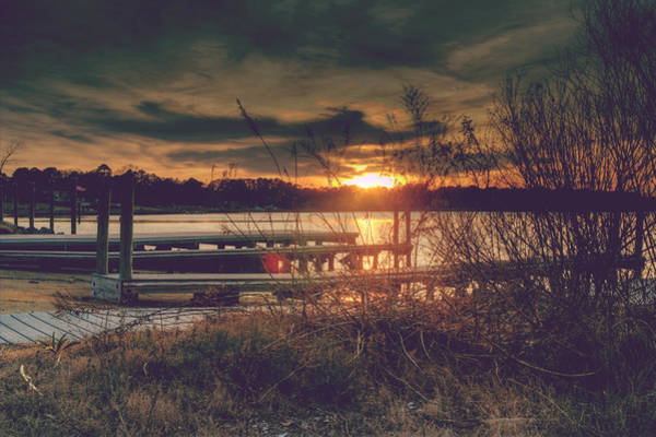 Photograph - Lonely Boat Ramp by Pete Federico