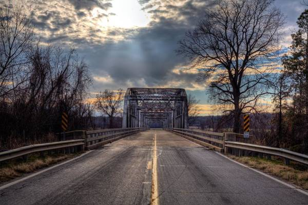 Otr Wall Art - Photograph - Lonely Highways by JC Findley