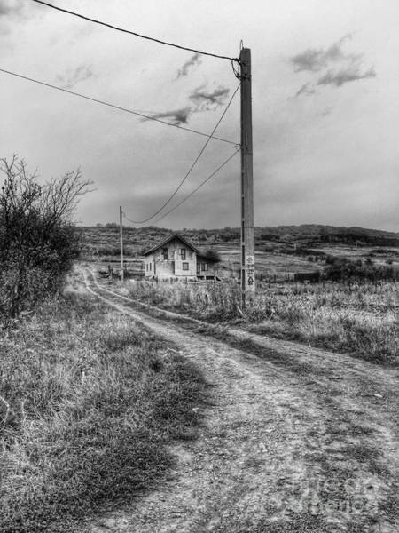 Wall Art - Photograph - Lonely Home by Gabriela Insuratelu