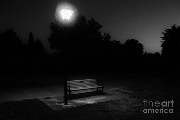 Photograph - Lonely by Michael Cross