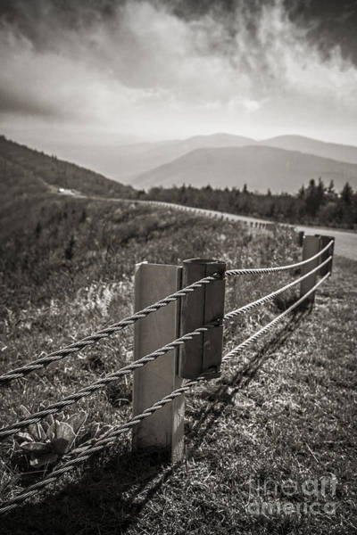Manchester Photograph - Lonely Mountain Road by Edward Fielding