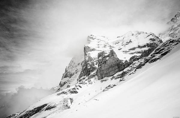 Photograph - Lonely Peak by Ryan Wyckoff